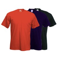 """Camiseta color Heavy-T """"Fruit of the Loom"""""""